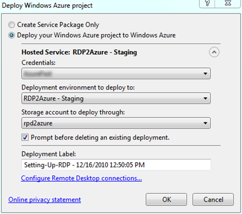 Deploy-Windows-Azure-Project-Final