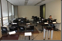 Morning Classroom