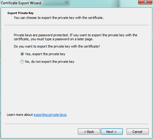 Export-Certificate-Step-2