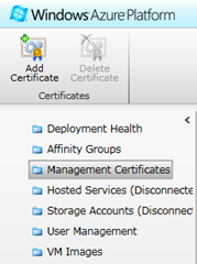 Upload-Windows-Azure-Management-Certificate-For-API