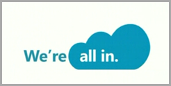 Windows Azure - We're All In